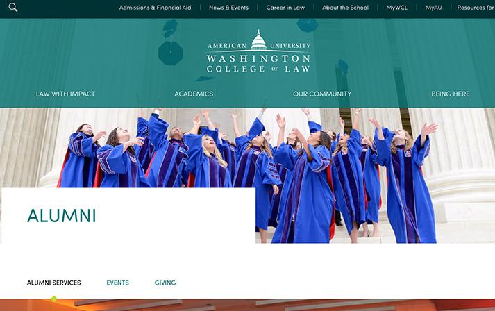 American University Law School >> American University Law School Official Site Of Nabeeh Bilal